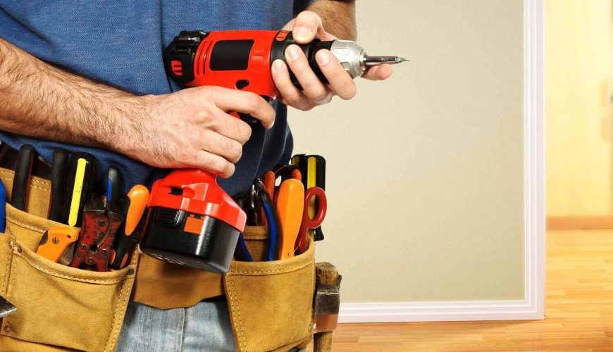 Property maintenance and handyman service