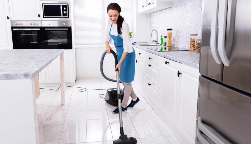 show home cleaning services