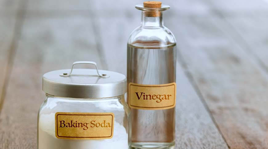 white vinegar miracle cleaner
